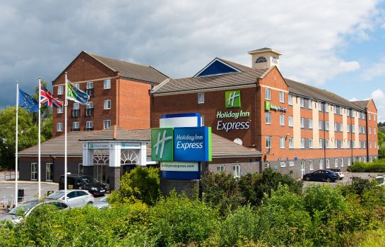 Vista exterior Holiday Inn Express NEWCASTLE - METRO CENTRE