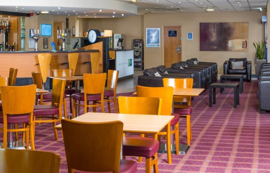 Hotel bar Holiday Inn Express NEWCASTLE - METRO CENTRE