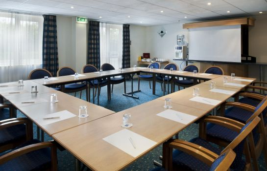 Sala de reuniones Holiday Inn Express NEWCASTLE - METRO CENTRE