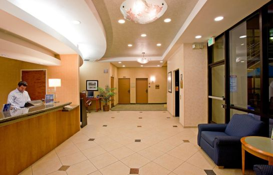 Hotelhalle Holiday Inn Express NEWPORT BEACH