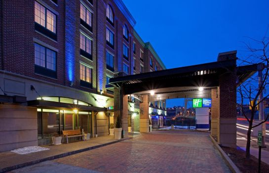 Außenansicht Holiday Inn Express & Suites PITTSBURGH-SOUTH SIDE