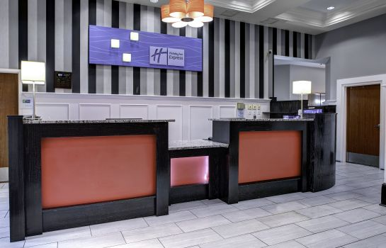 Hotelhalle Holiday Inn Express & Suites PITTSBURGH-SOUTH SIDE
