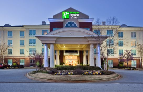 Außenansicht Holiday Inn Express & Suites I-26 & US 29 AT WESTGATE MALL