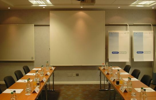 Sala konferencyjna Holiday Inn Express SWINDON CITY CENTRE