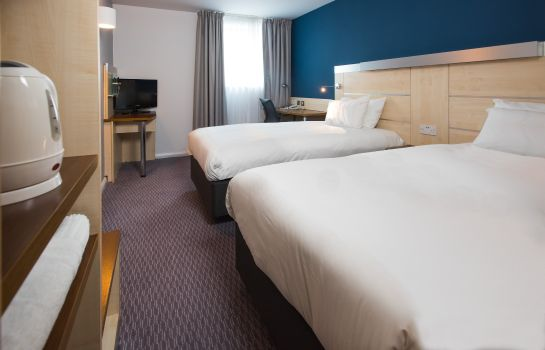 Pokój Holiday Inn Express SWINDON CITY CENTRE