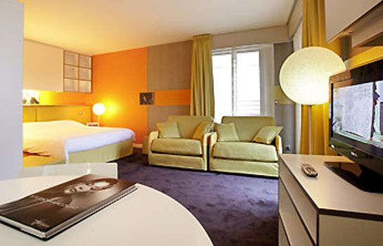 info Apparthotel Mercure Paris Boulogne
