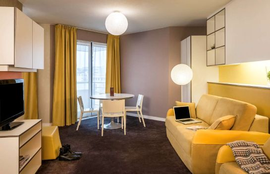 Kamers Apparthotel Mercure Paris Boulogne