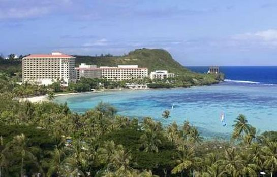 Exterior view Hilton Guam Resort  Spa