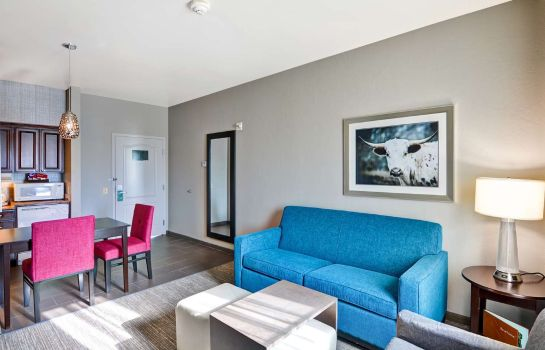 Zimmer Homewood Suites by Hilton Amarillo