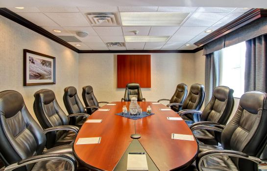 Conference room Homewood Suites by Hilton Toronto-Mississauga