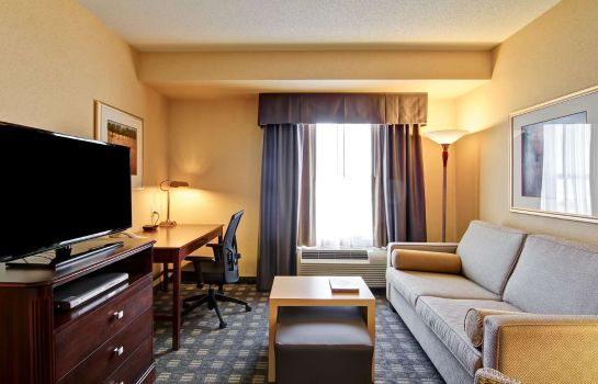 Room Homewood Suites by Hilton Toronto-Mississauga