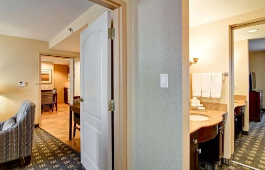 Camera Homewood Suites by Hilton Toronto-Mississauga