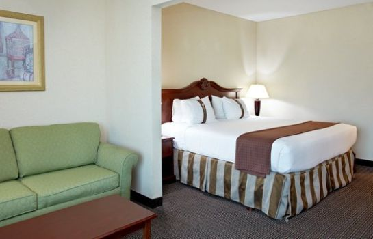 Zimmer Holiday Inn Express BILOXI - BEACH BLVD