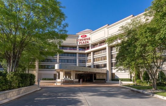 Buitenaanzicht Crowne Plaza EXECUTIVE CENTER BATON ROUGE