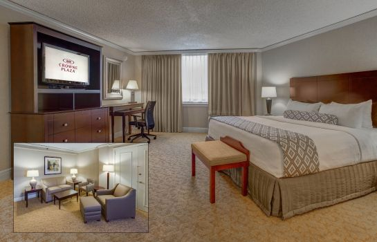Suite Crowne Plaza EXECUTIVE CENTER BATON ROUGE