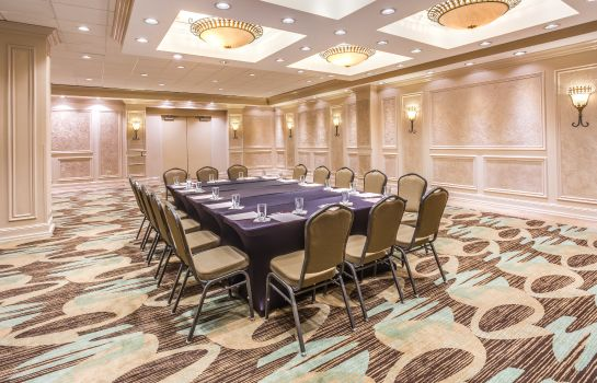 Congresruimte Crowne Plaza EXECUTIVE CENTER BATON ROUGE