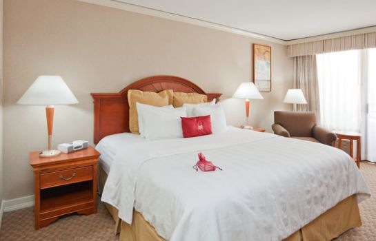 Kamers Crowne Plaza EXECUTIVE CENTER BATON ROUGE