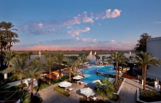 Zimmer Hilton Luxor Resort - Spa