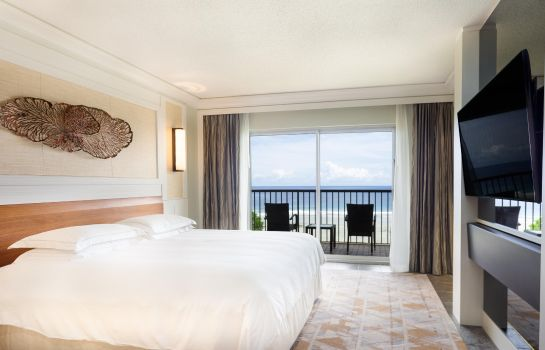 Suite Hilton Guam Resort  Spa