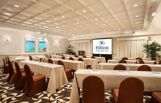 Conference room Hilton Guam Resort  Spa