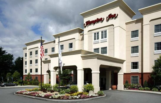 Vista exterior Hampton Inn Boston Bedford Burlington