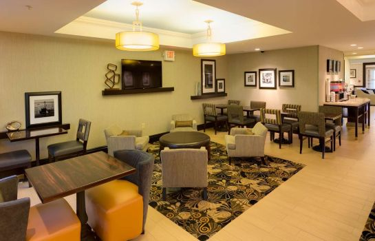 Restaurante Hampton Inn Boston Bedford Burlington