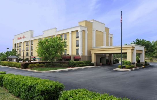 Vista exterior Hampton Inn Spartanburg-North I-85
