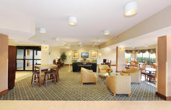 Hall de l'hôtel Hampton Inn Spartanburg-North I-85