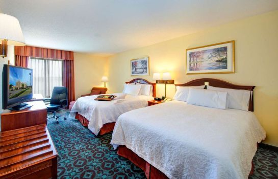 Habitación Hampton Inn Spartanburg-North I-85