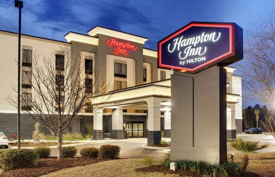 Außenansicht Hampton Inn Yemassee-Point South SC