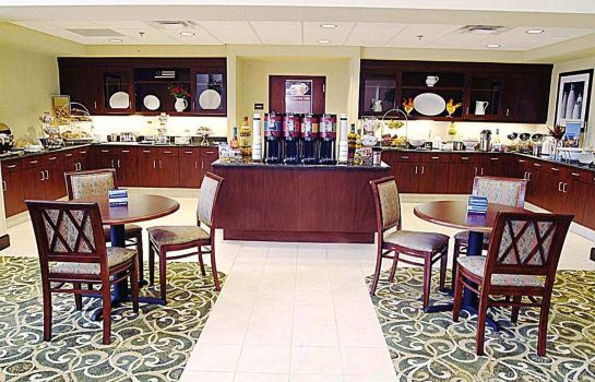 Restaurant Hampton Inn Yemassee-Point South SC