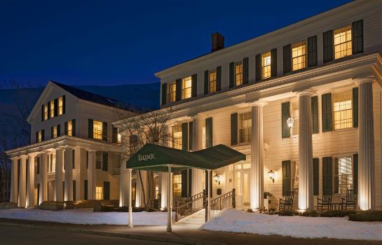 Vue extérieure The Equinox a Luxury Collection Golf Resort & Spa Vermont