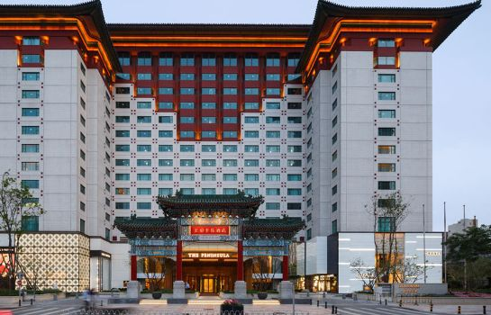 Vista exterior The Peninsula Beijing