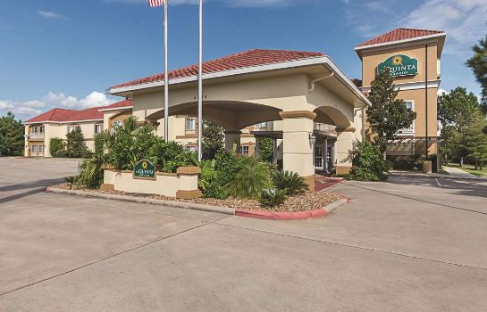 Außenansicht La Quinta Inn and Suites Conroe