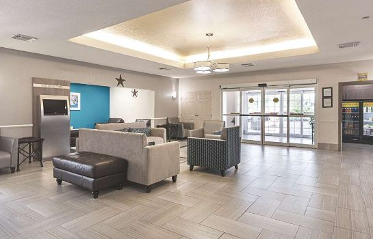 Hall de l'hôtel La Quinta Inn and Suites Conroe