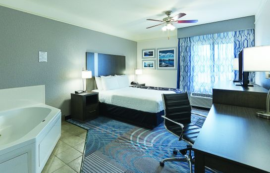 Suite La Quinta Inn and Suites Conroe
