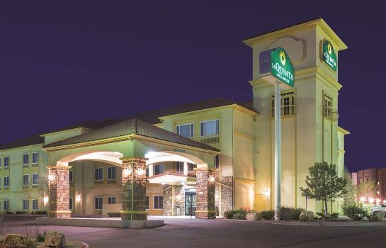 Außenansicht La Quinta Inn and Suites Gallup