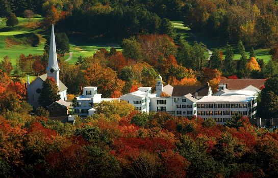 Buitenaanzicht Vermont  a Luxury Collection Golf Resort & Spa The Equinox