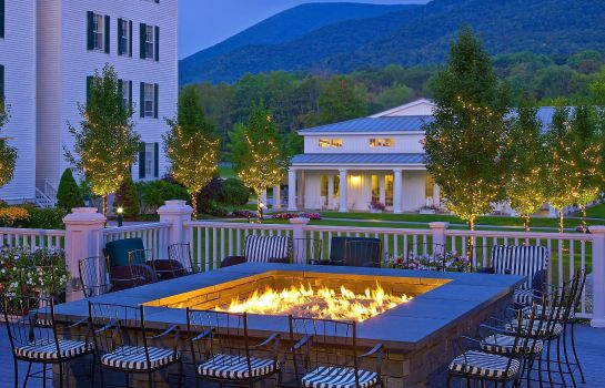 Bar hotelowy The Equinox a Luxury Collection Golf Resort & Spa Vermont