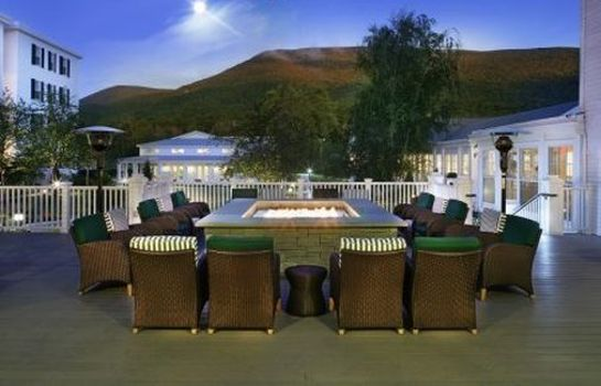 Hotel-Bar Vermont  a Luxury Collection Golf Resort & Spa The Equinox