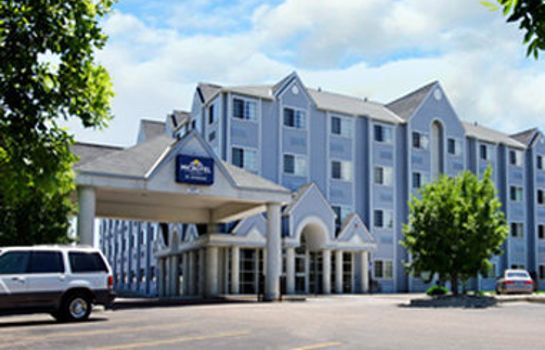 Vista esterna Best Western Plus Peak Vista Inn & Suites