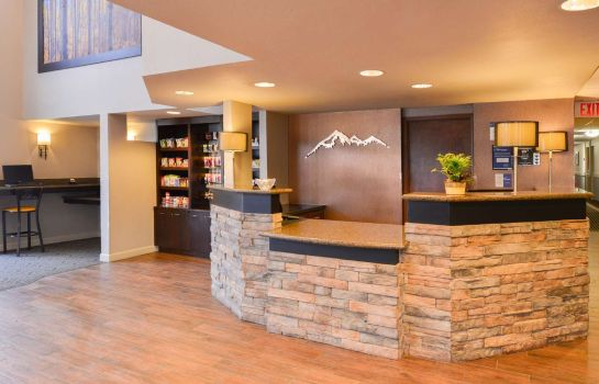 Hall Best Western Plus Peak Vista Inn & Suites