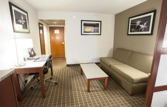Suite Best Western Plus Peak Vista Inn & Suites