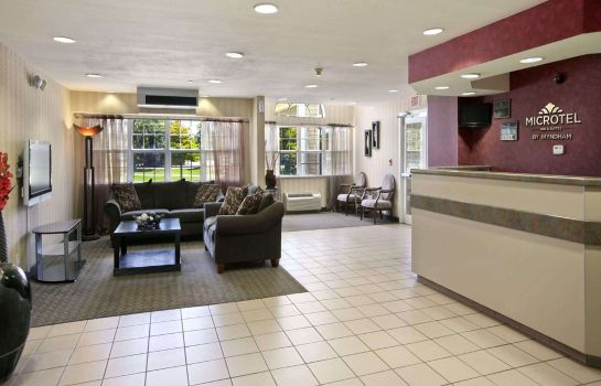 Hotelhalle MICROTEL BATON ROUGE