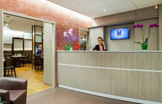 Empfang Comfort Hotel Cachan Paris Sud