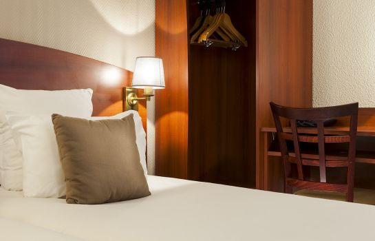 Chambre individuelle (standard) Comfort Hotel Cachan Paris Sud