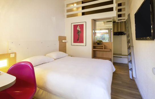 Zimmer ibis Styles Aix-en-Provence Mas des Oliviers