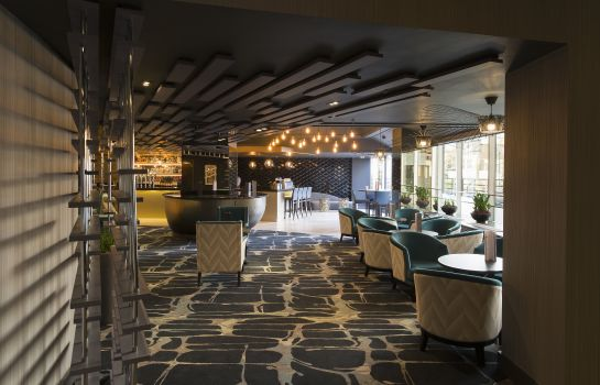 Hotel bar Crowne Plaza HARROGATE