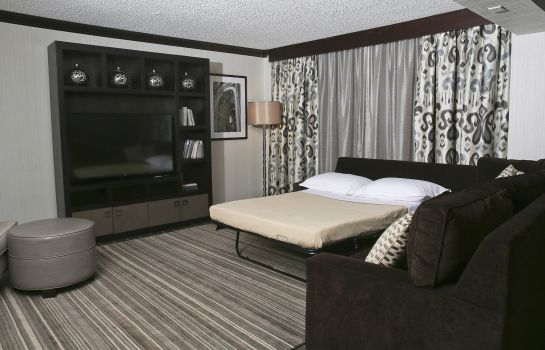 Suite Sheraton Indianapolis City Centre Hotel