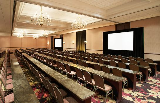 Conference room Sheraton Indianapolis City Centre Hotel